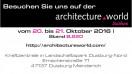 Trimo auf architecture world in Duisburg