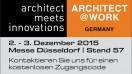 Architektur trifft Innovation