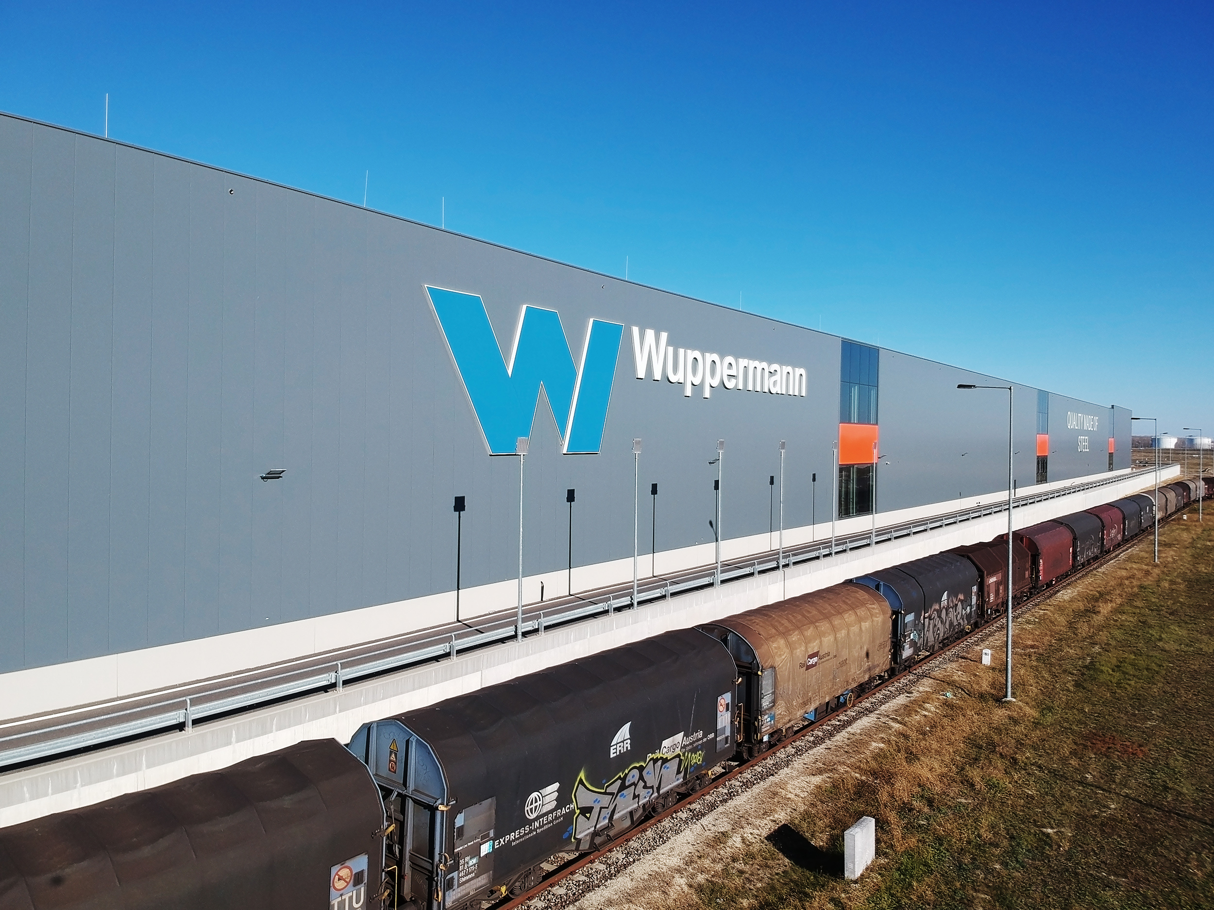 WUPPERMANN Hungary, Production and office building