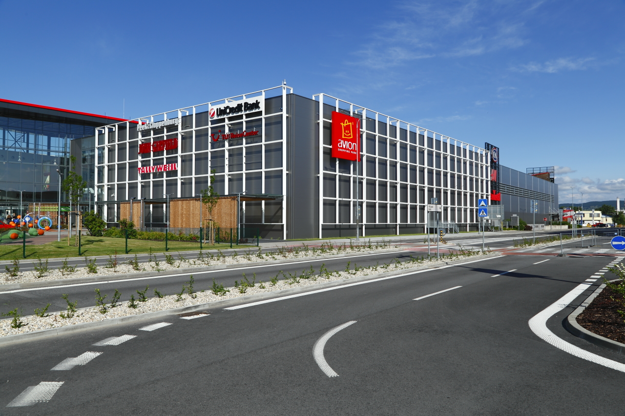 Avion Shopping Park Extension II.