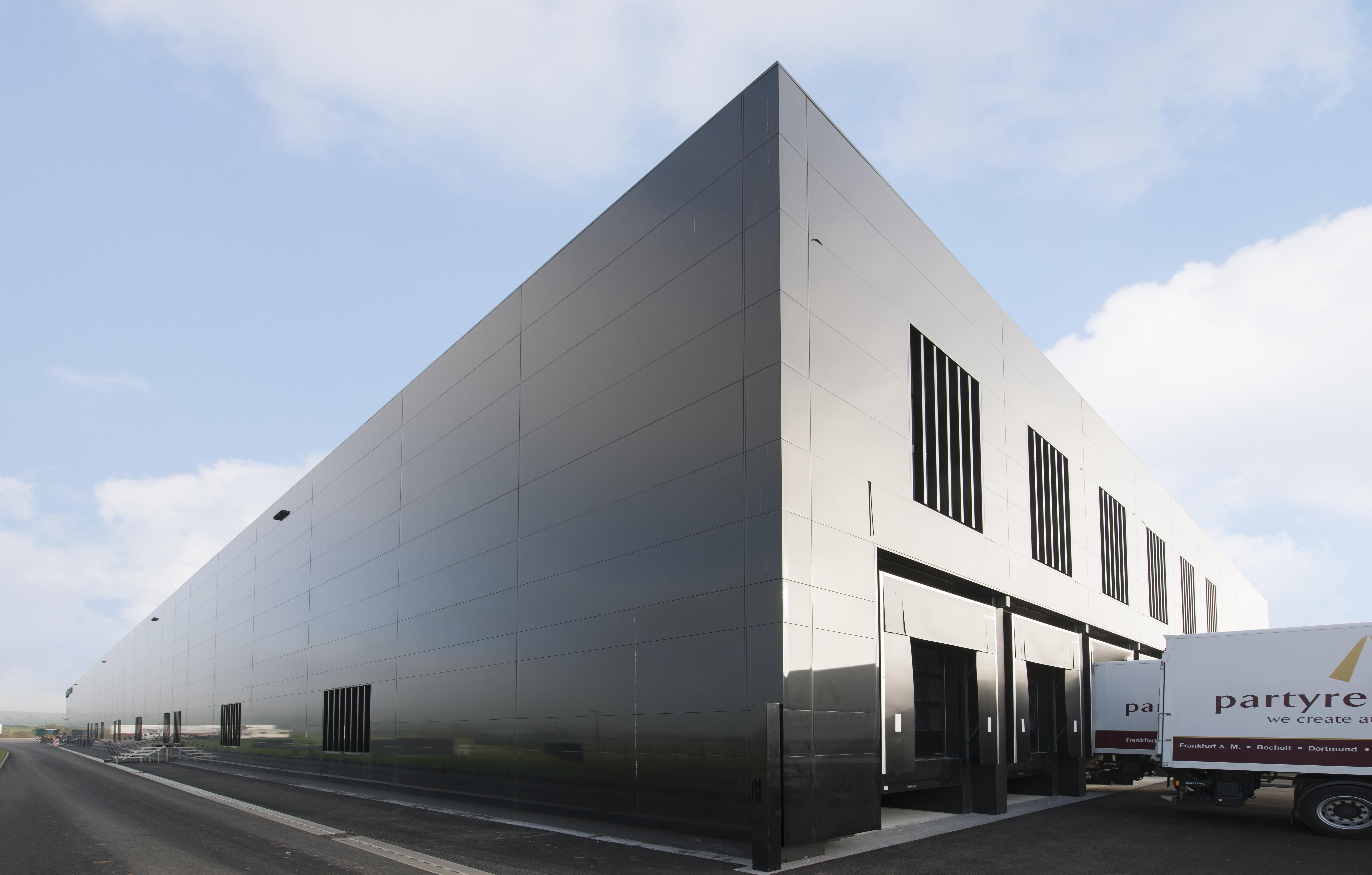 Nestlé Nespresso Avenches, Production and distribution centre