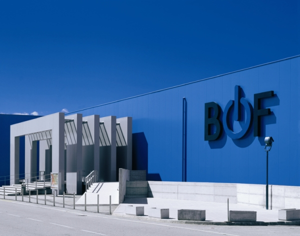 Shopping centre BOF