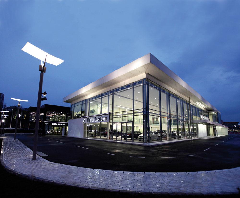 Portoval Amusement, Commercial and Business Centre