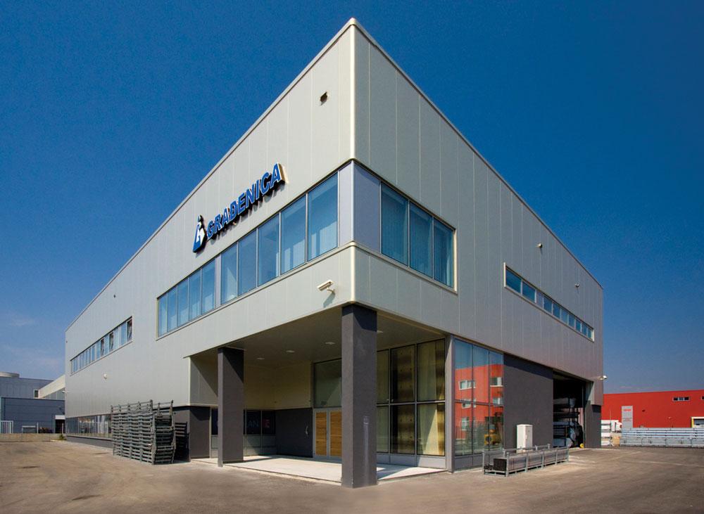 Warehouse and Distribution Centre Ugrinovci